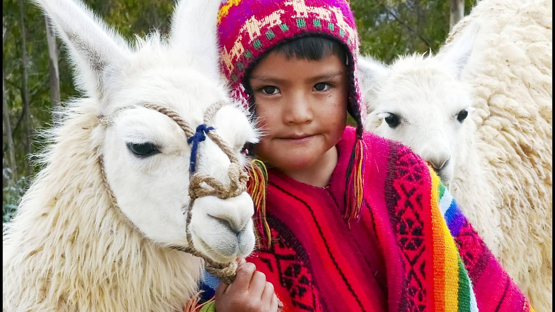 Descubre Perú en familia