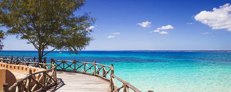 Safari en camping et détente à Zanzibar