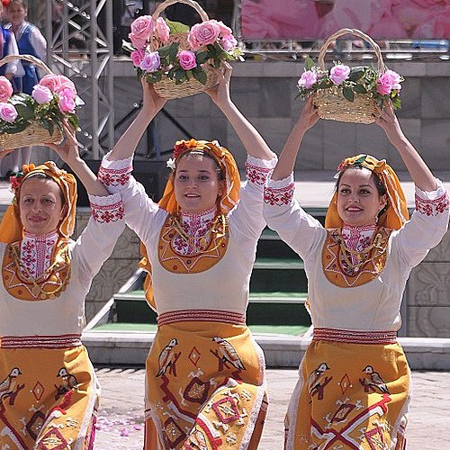 Festival des roses de Karlovo - Sofia -