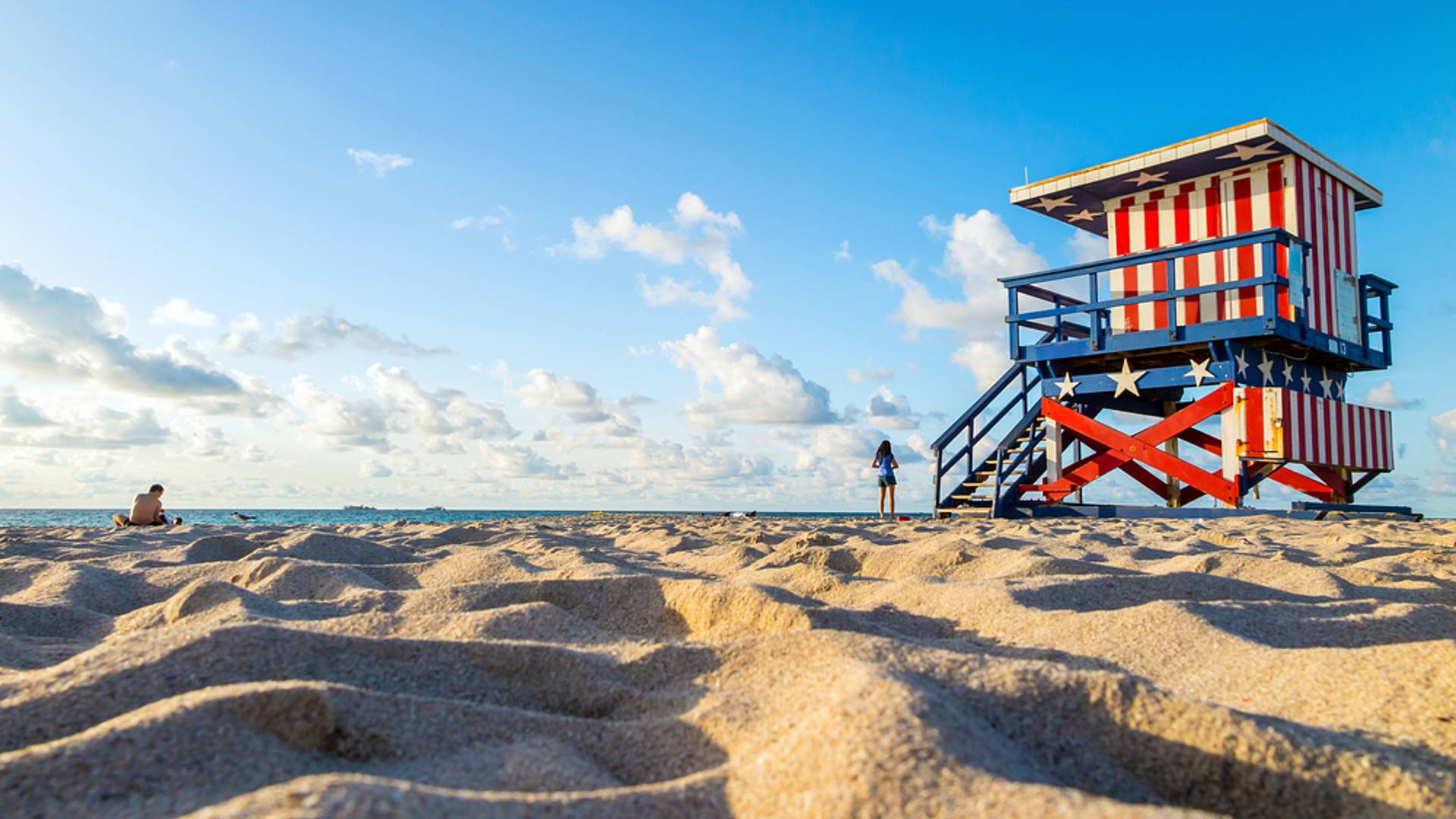 Une semaine sur les plages de Floride