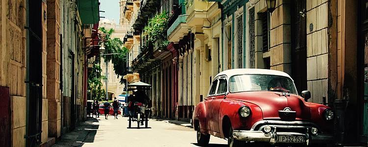 Cuba, en casas vraiment particulières !