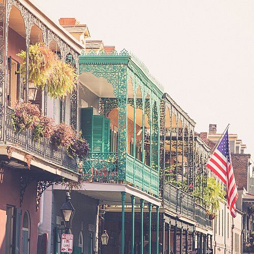 Louisiane, laissez les bons temps rouler - La Nouvelle-Orléans -
