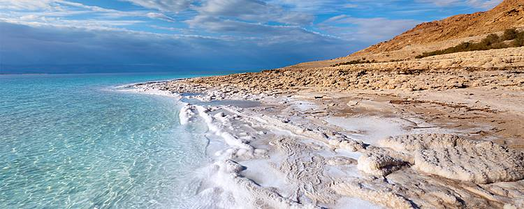 Un tour all'insegna del relax dalla costa del Mar Morto al golfo del Mar Rosso