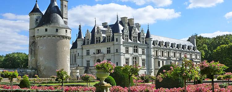 The Loire Valley and Amboise's Marvelous Châteaux and Vineyards