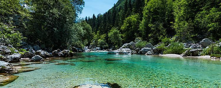Lujo por Eslovenia