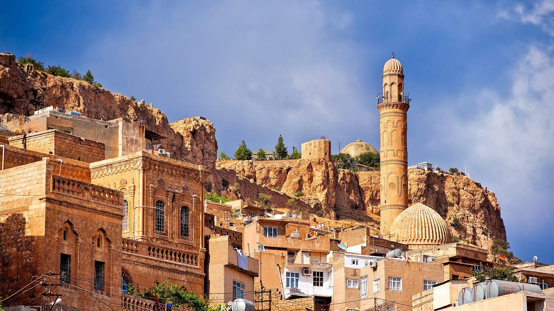 Viaggio tra oriente e l'antica Mesopotamia