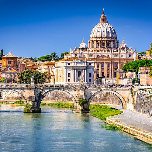 Majestueuse Rome, version charme - Rome -
