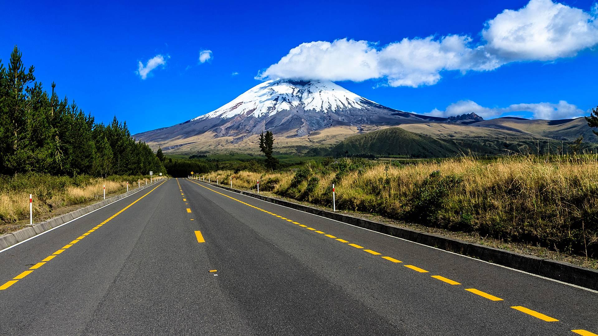 Cordillère des Andes en autotour