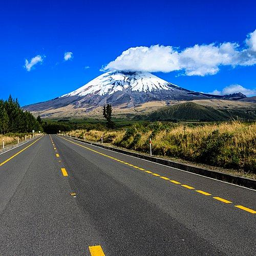 Andes et amazonie en autotour - Quito -