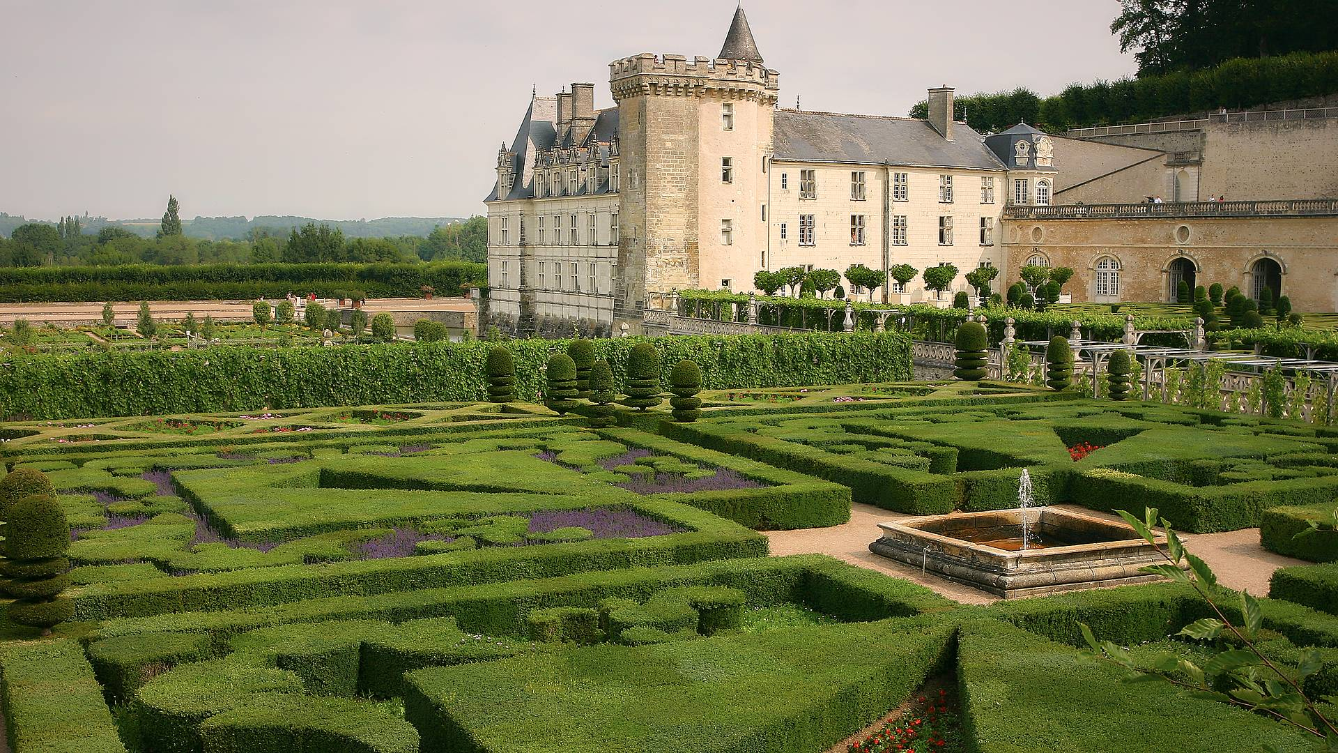 Das Loiretal - der Garten Eden Frankreichs