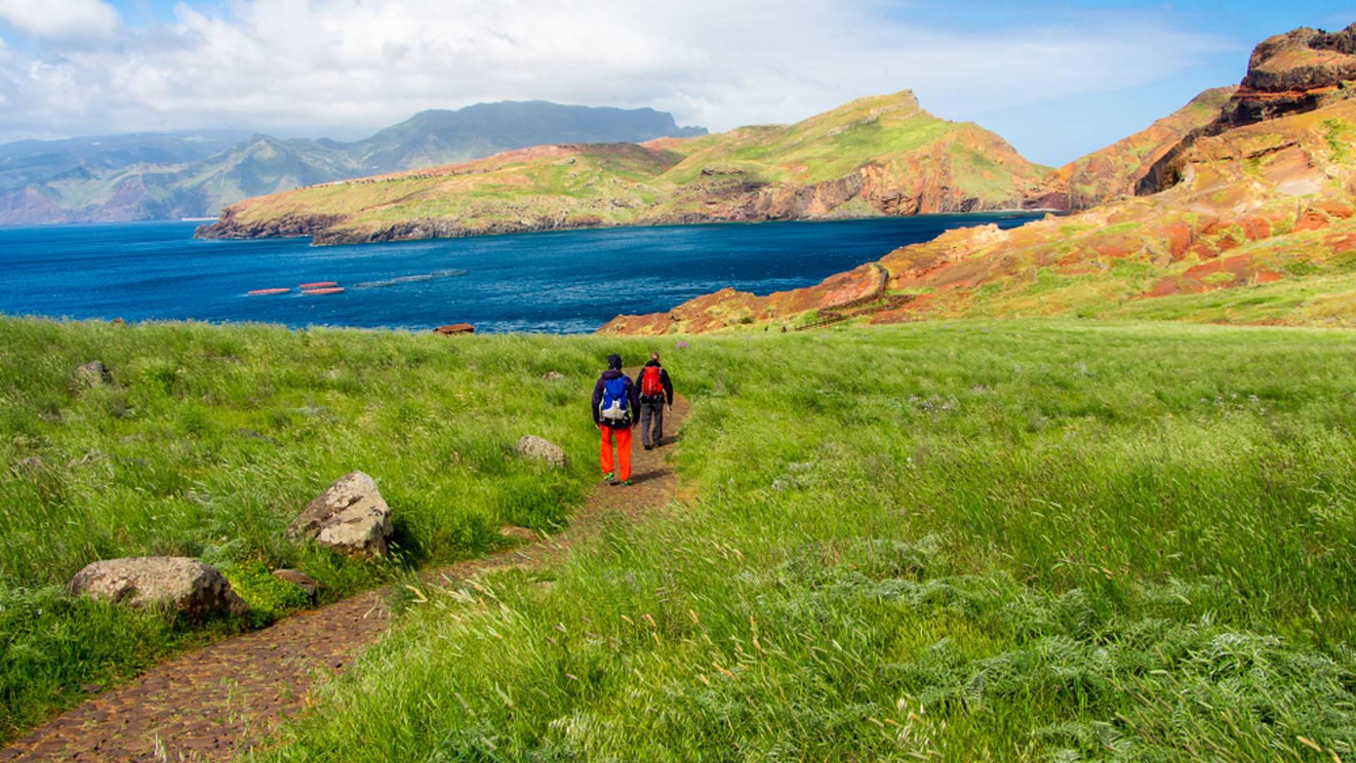 Wanderwoche entlang der Levadas