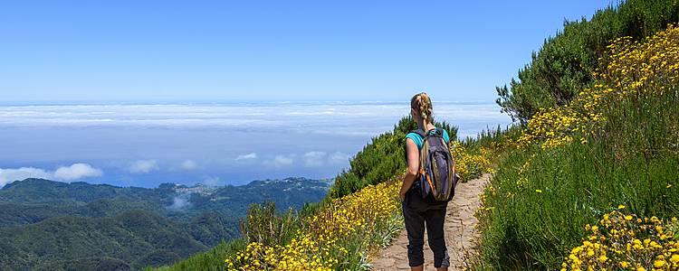 Wanderreise mit Genuss und Komfort