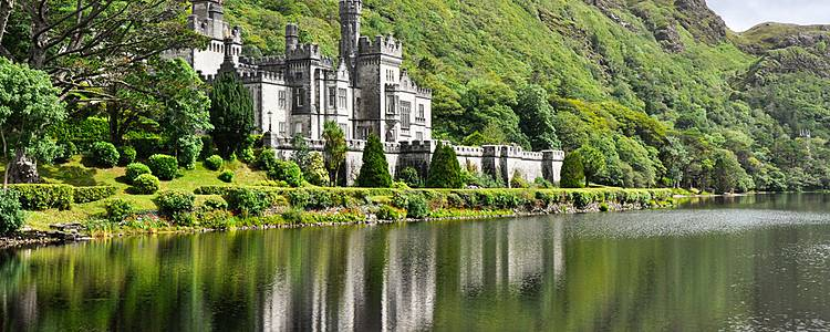 Castle-hopping Ireland