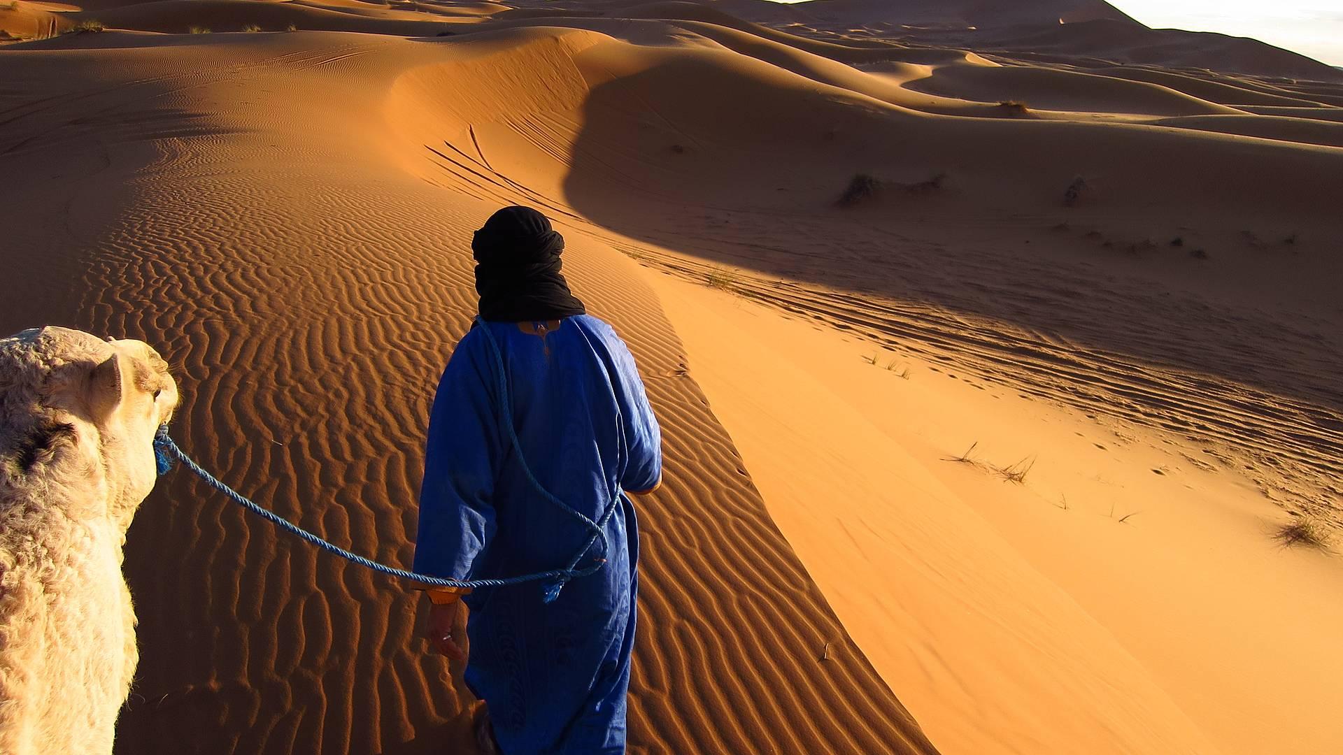 Impresionante Sahara desde Marrakech