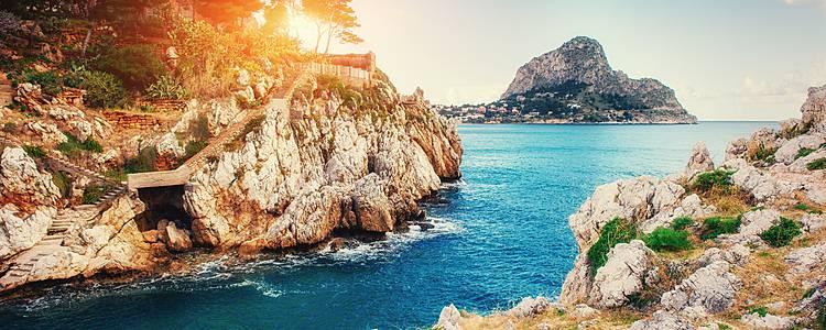 Circuito por Sicilia y su Archipiélago de las Islas Eolias