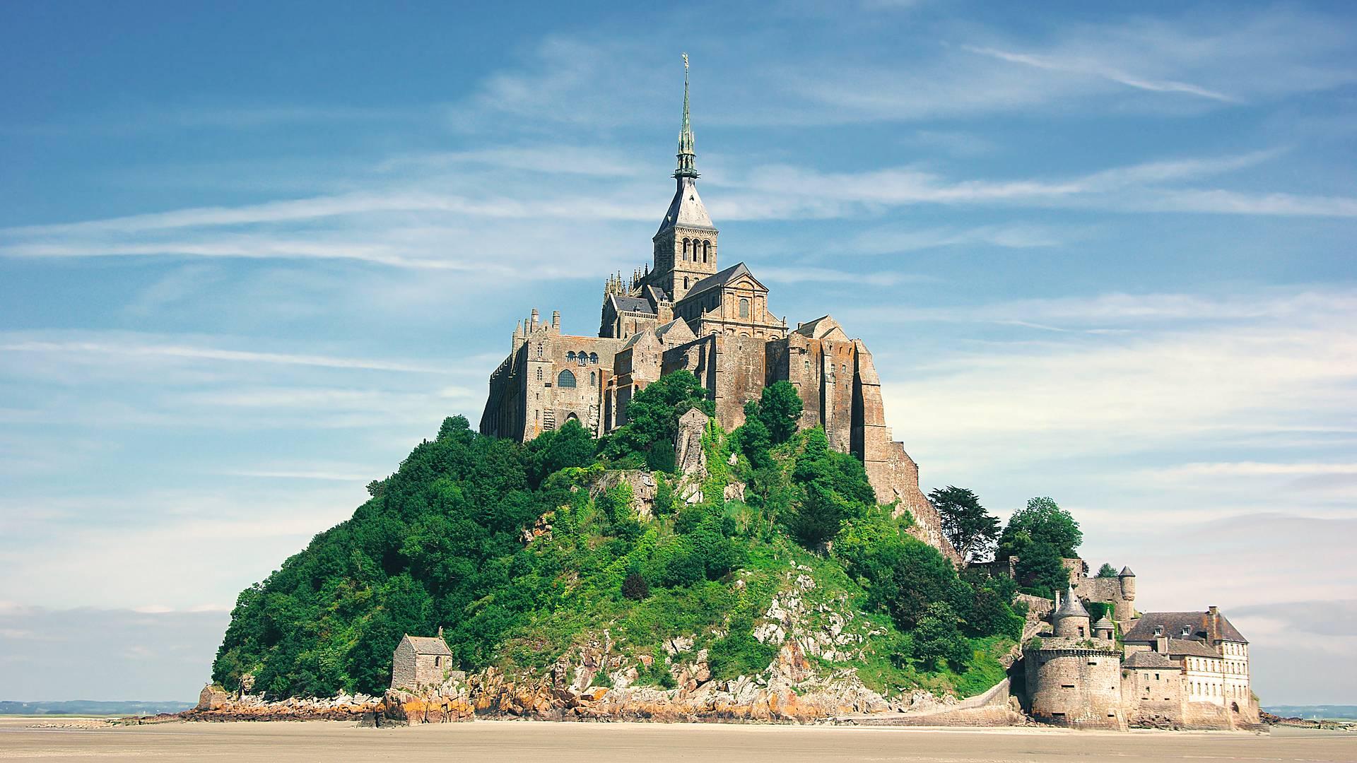 Sommerfrische in der Normandie