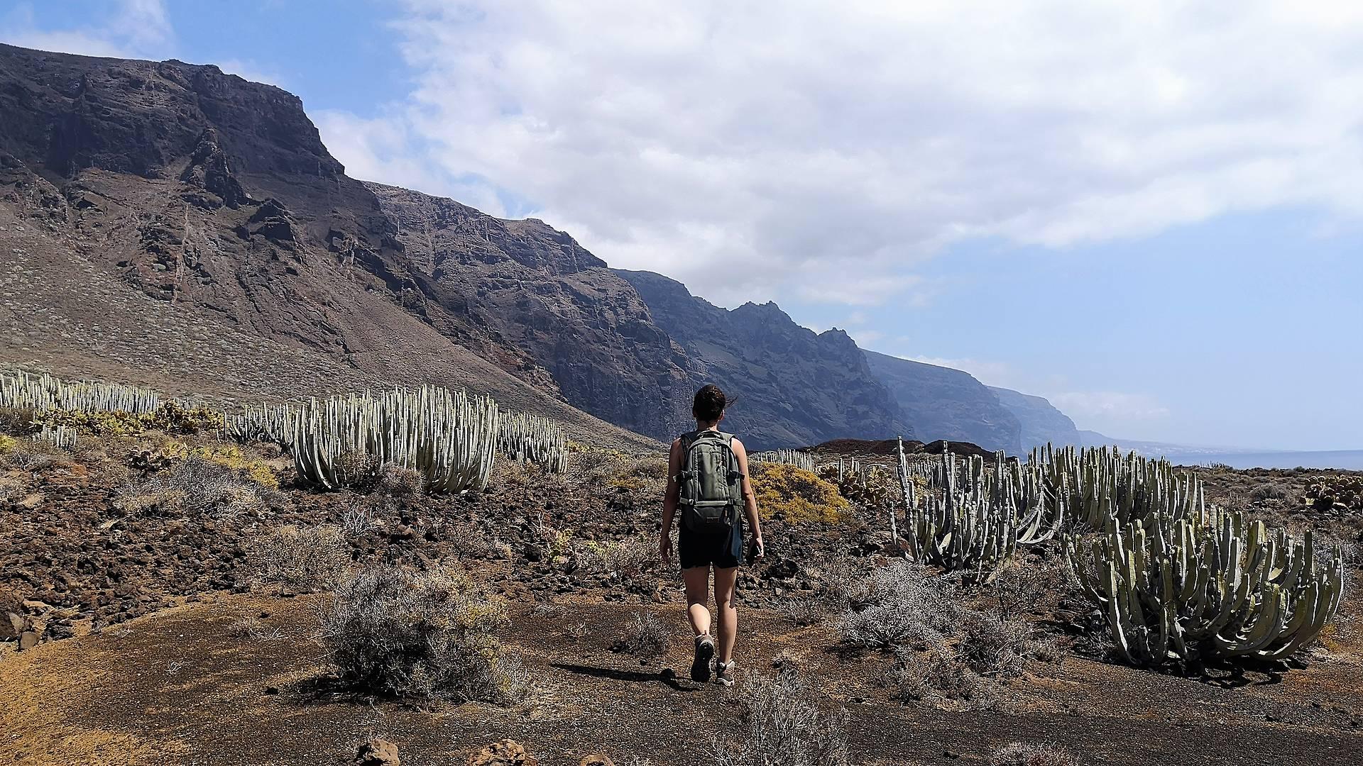 Tenerife, La Gomera, La Palma, trio magnifique