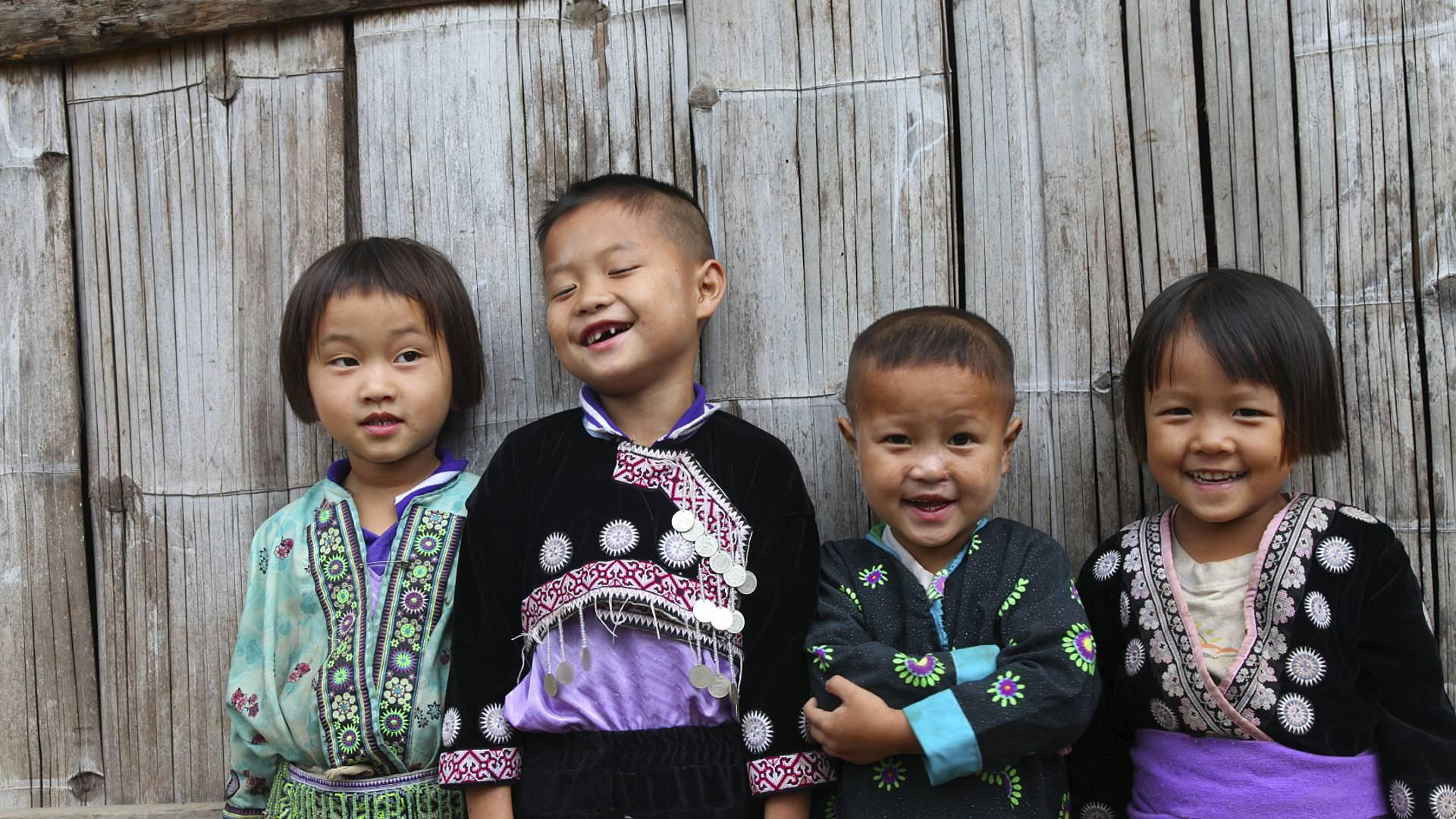 Les minorités autour de Chiang Mai