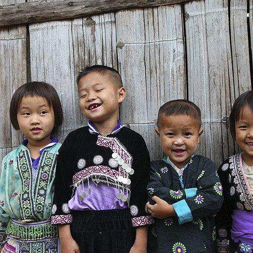 Les minorités autour de Chiang Mai - Bangkok -