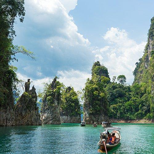 De Bangkok à la forêt vierge - Bangkok -