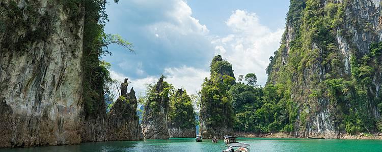 De Bangkok à la forêt vierge