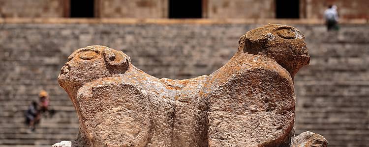 Die Schätze der Maya in Yucatan