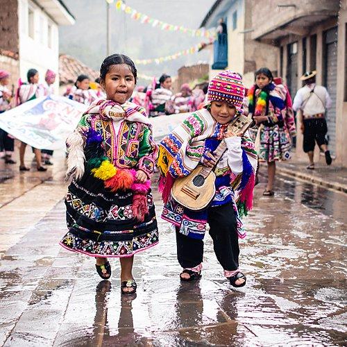Chez l'habitant dans les villages andins - Lima -