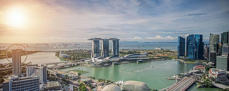 Le città coloniali di Singapore e Kuala Lumpur, soggiorno mare all'Isola di Redang