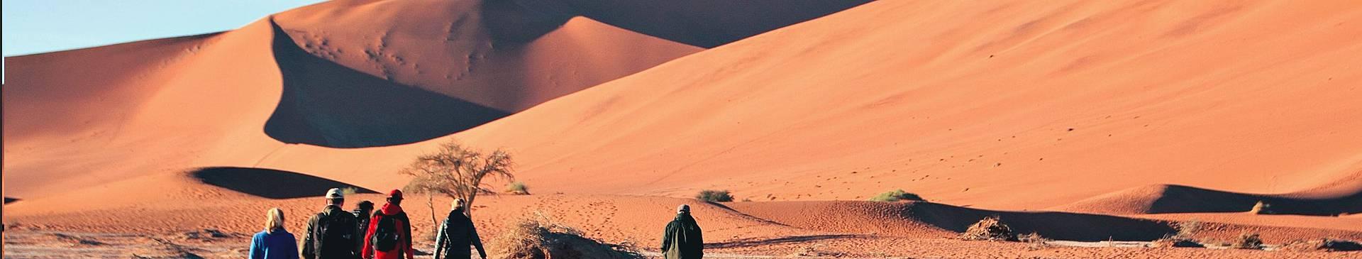 Gruppenreisen Namibia