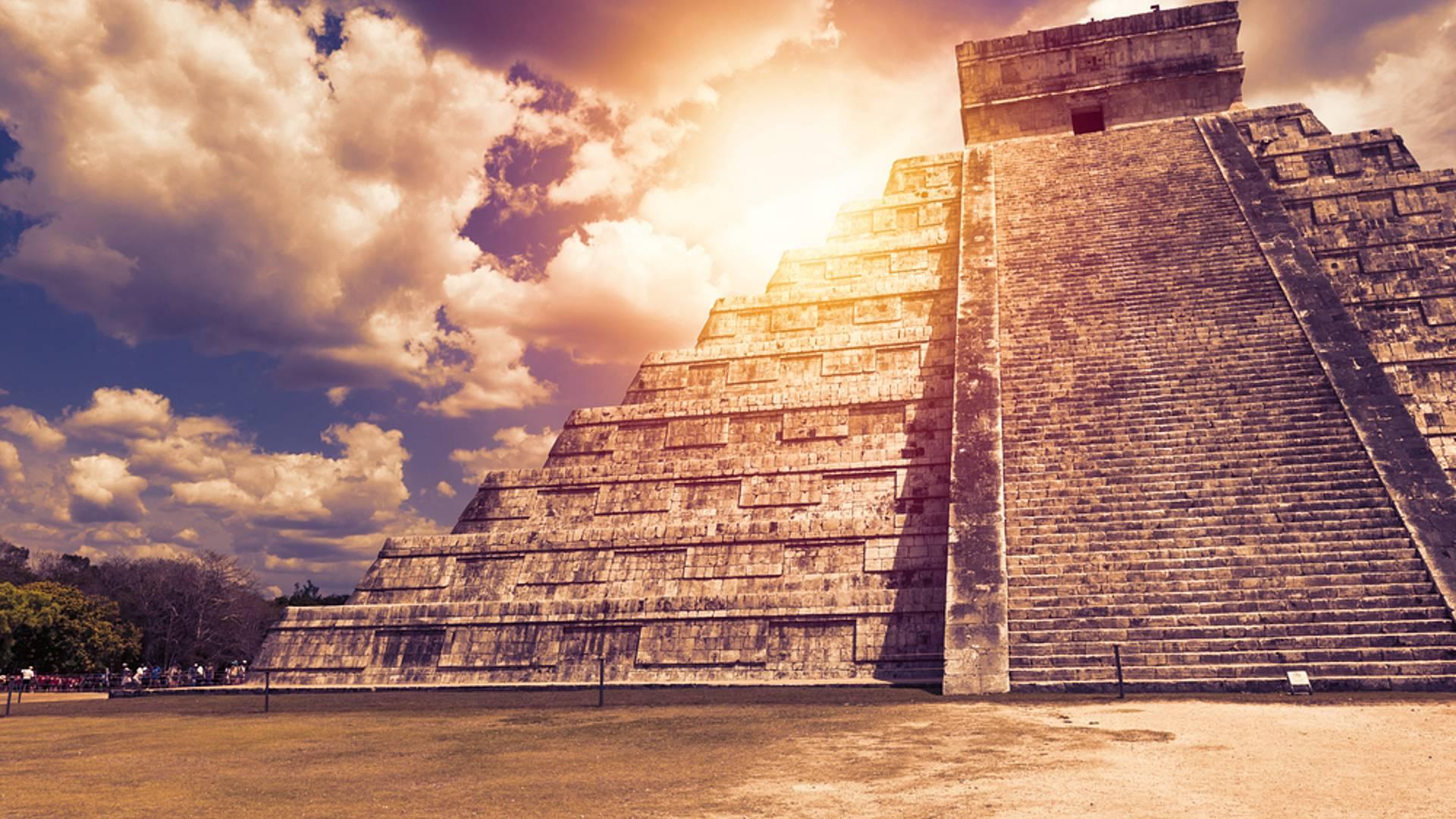 Highlights in der Gruppe von Mexiko City nach Yucatan