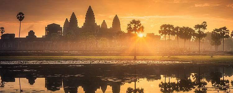 Recorrido cultural desde Camboya hastaLaos