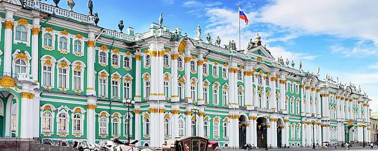 Le capitali degli Zar: da Mosca a San pietroburgo