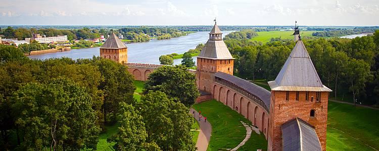 San Pietroburgo e Novgorod