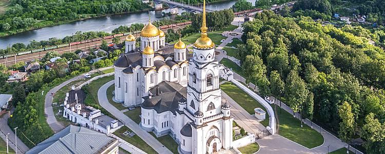 Da Mosca a San Pietroburgo passando per l'Anello d'Oro