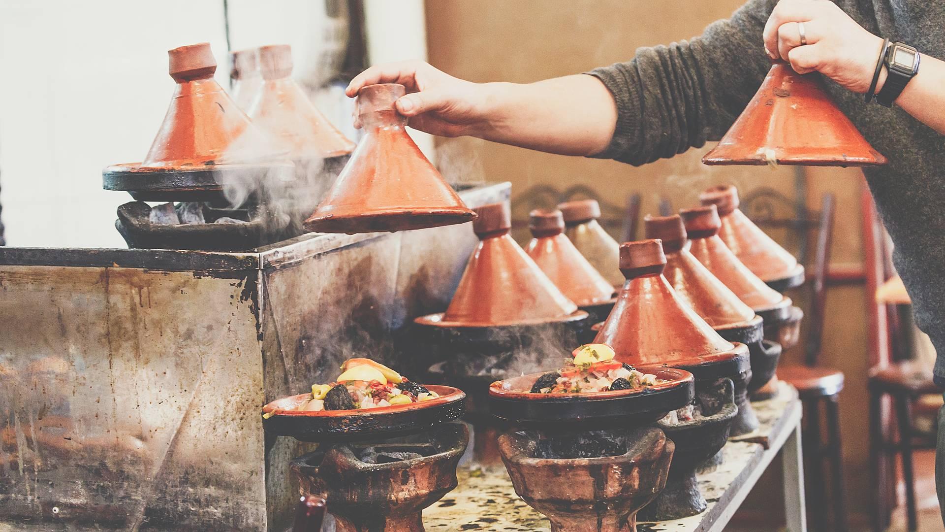 Experiencia gastronómica en Marrakech