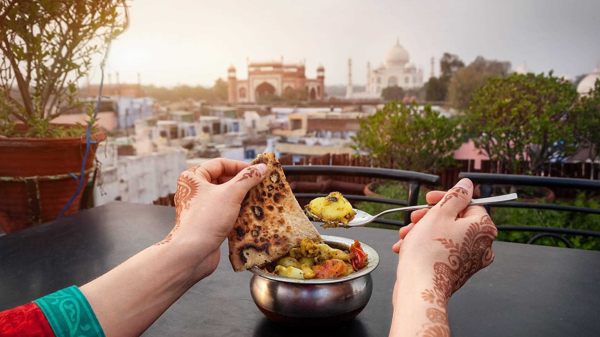 Cultura y gastronomía por el Triángulo de Oro y Varanasi