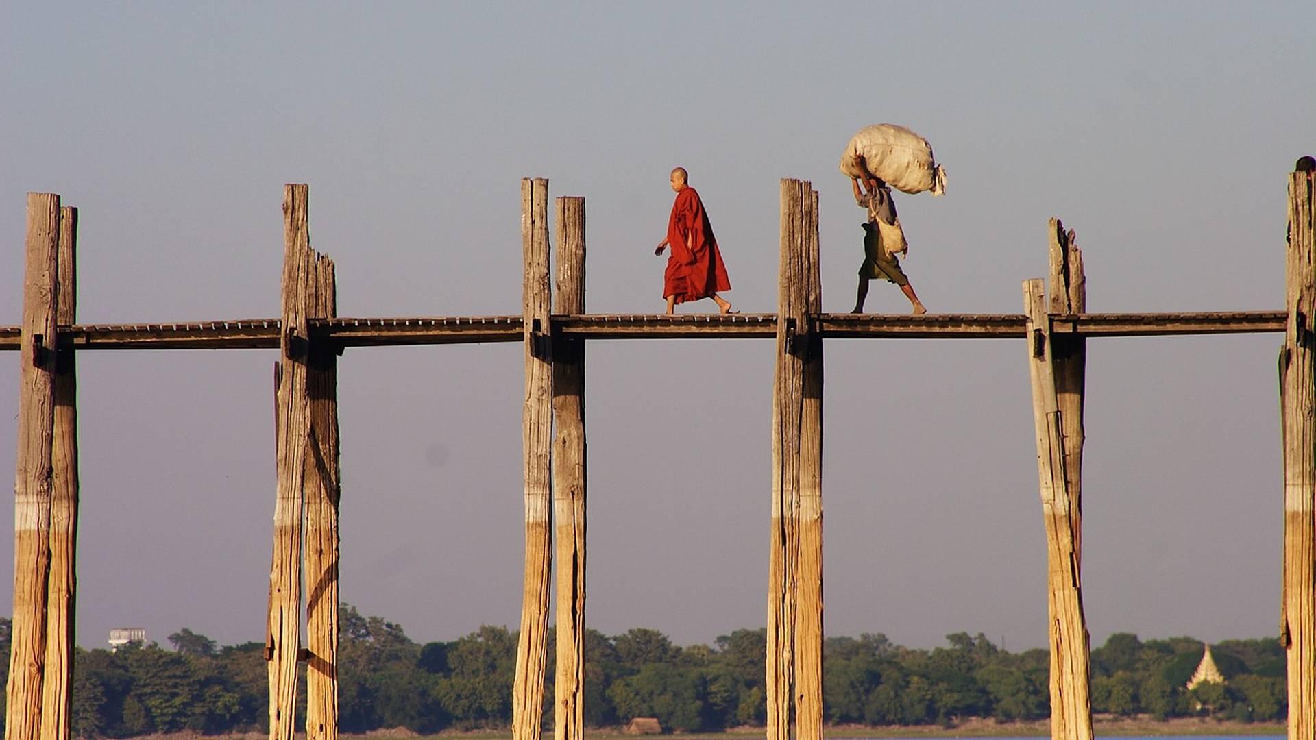 Au fil de l'Irrawaddy, des comptoirs du Nord au plages immaculées du Sud