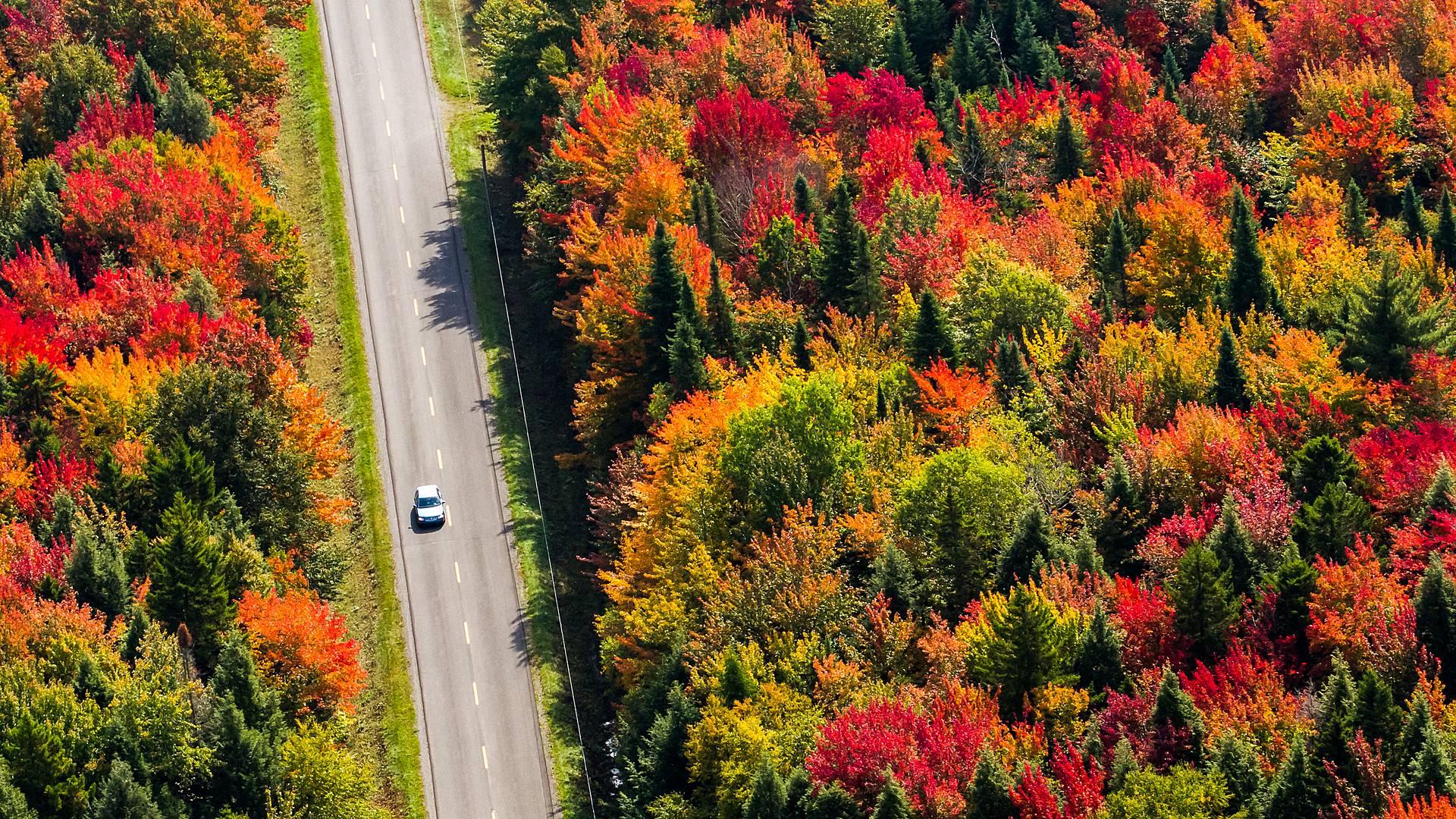 Expreso de Ontario y Quebec