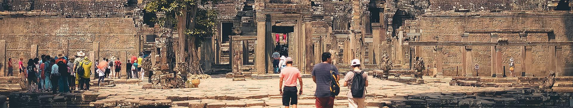 Camboya en grupo