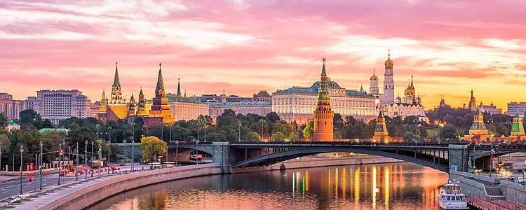 Estancia mágica en Moscú