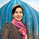 Iroda, agent local Evaneos pour voyager au Tadjikistan