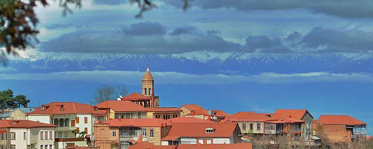 Kultur und Geschichte Georgiens und Aserbaidschans