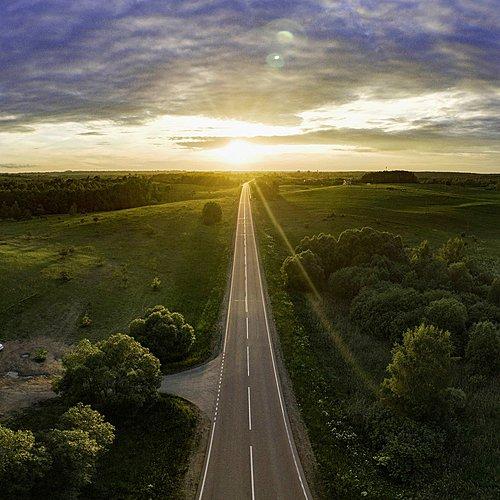 Autotour sur les chemins baltes - Vilnius -