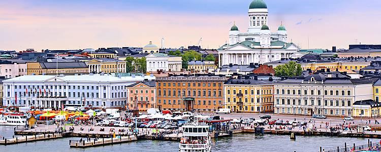 De Vilnius à Helskinki - A la découverte des capitales nordiques
