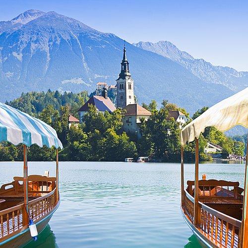 Un été slovène - Ljubljana -