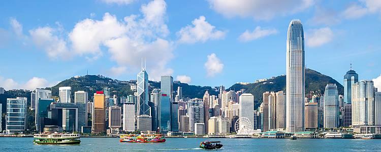Kurztrip nach Hong Kong
