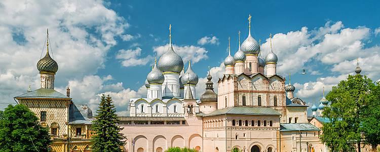 Circuito histórico: Moscú, el Anillo de Oro y San Petersburgo