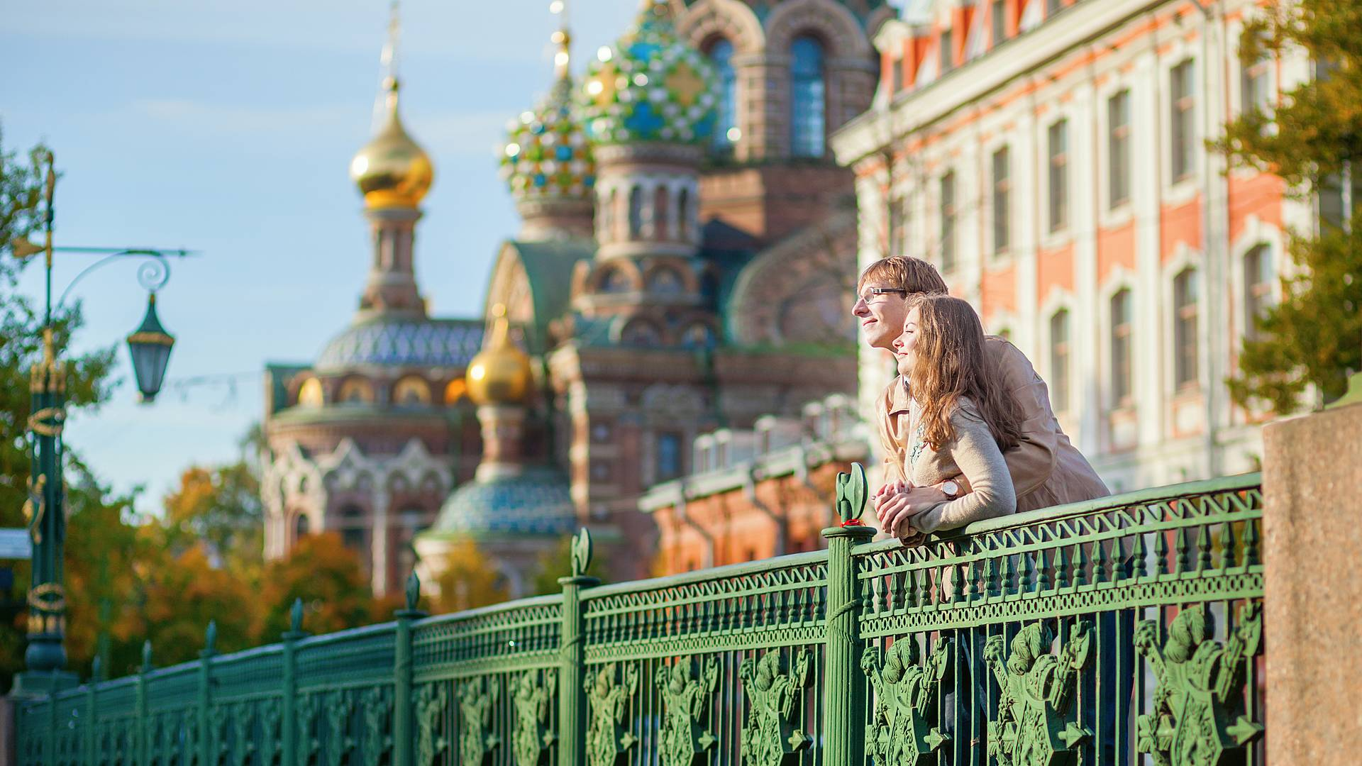 La Magnífica San Petersburgo, capital de los zares
