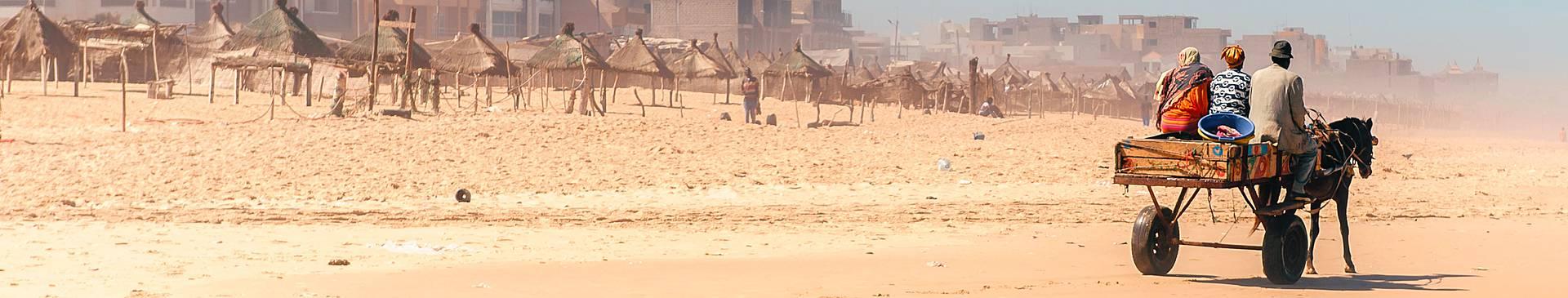 Playas de Senegal