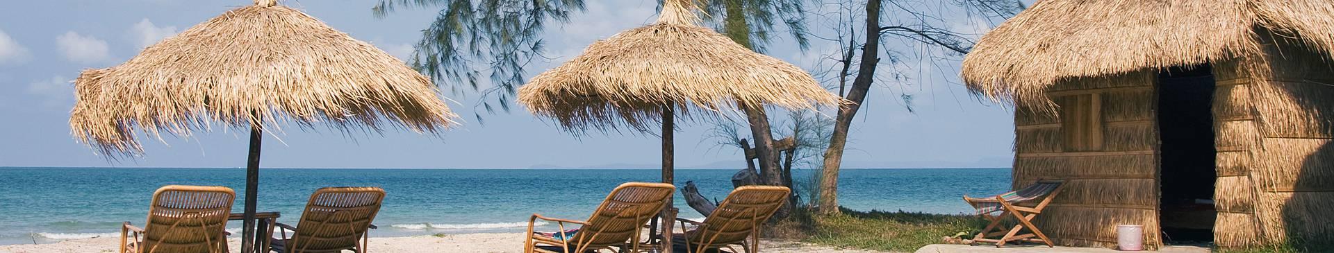 Playas de Camboya
